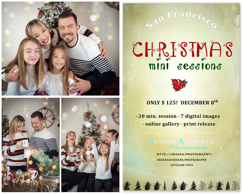 Christmas Mini Photo Shoot